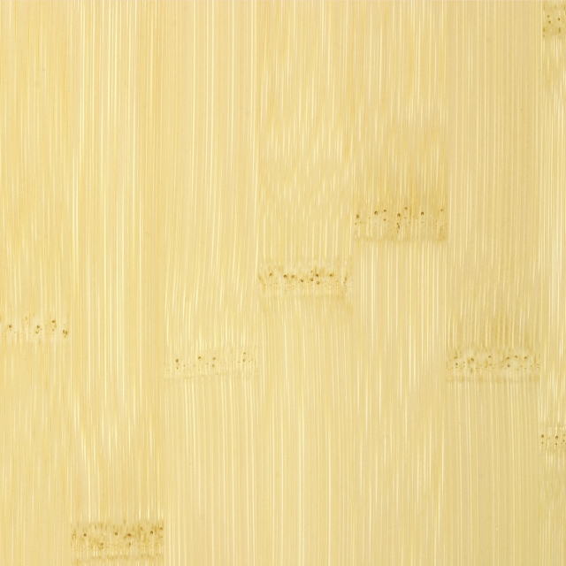 Bamboe naturel plain pressed